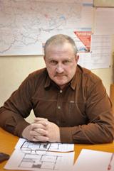 Козырев Олег Витальевич - главный инженер